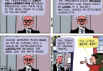 Ted Rall cartoon