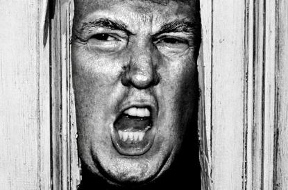 I'm afraid of trump donald trump fears Scott Jordan scottevest