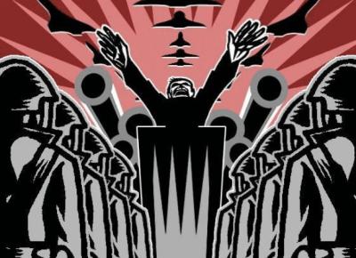 tyranny dictatorship trump