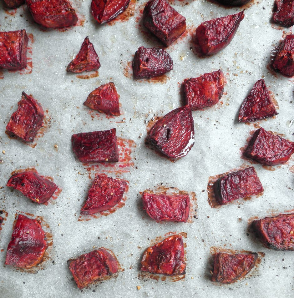 Roasted Beetroot