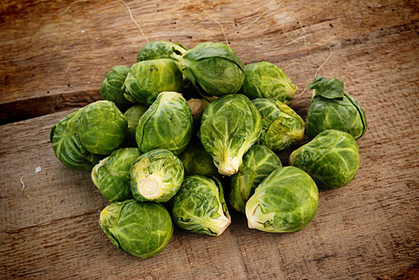 The Benefits of Brussels Sprouts — There Are Many!