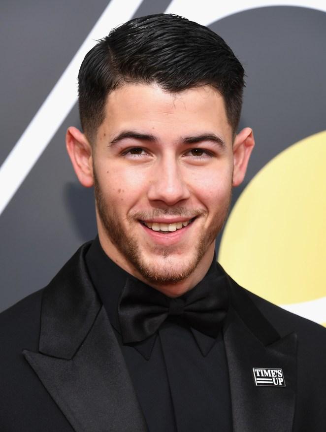 Nick Jonasas Jefferson