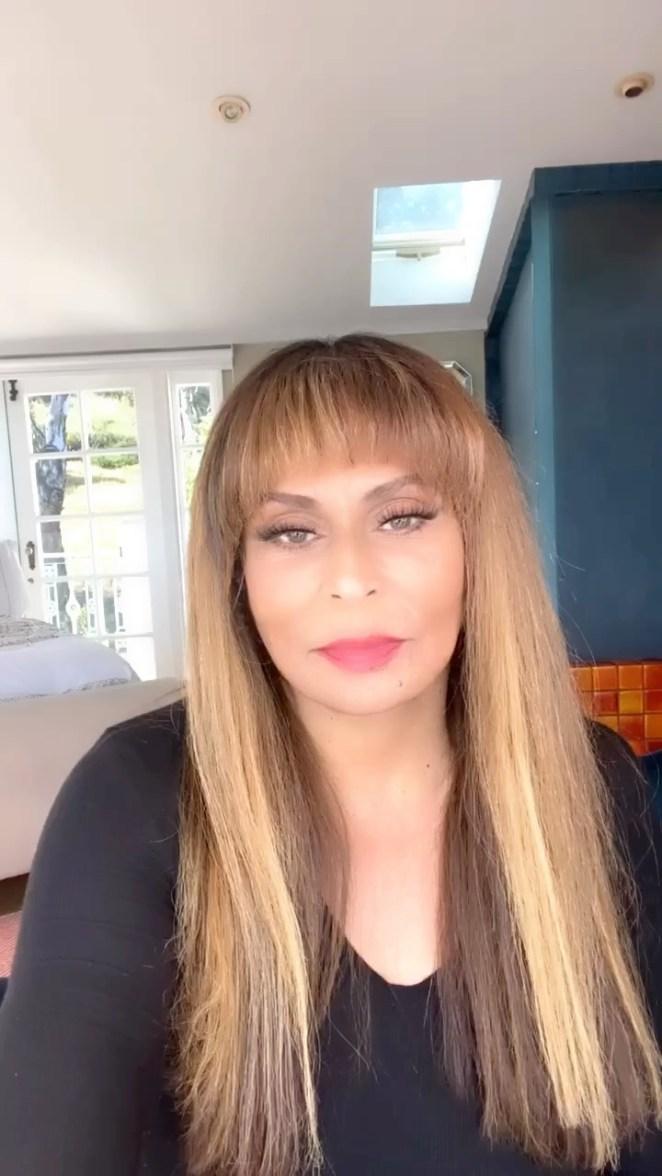 Tina Knowles-Lawson