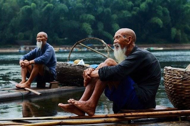 Fishermen China