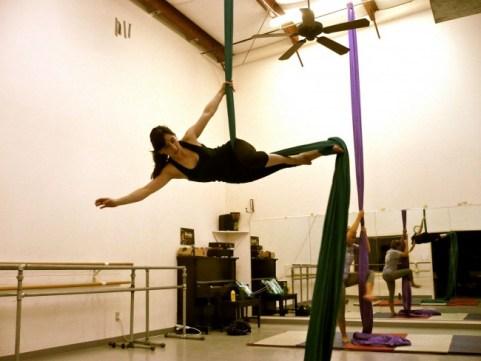 Aerial Silks