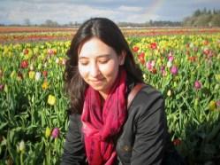 tulip farm oregon me2