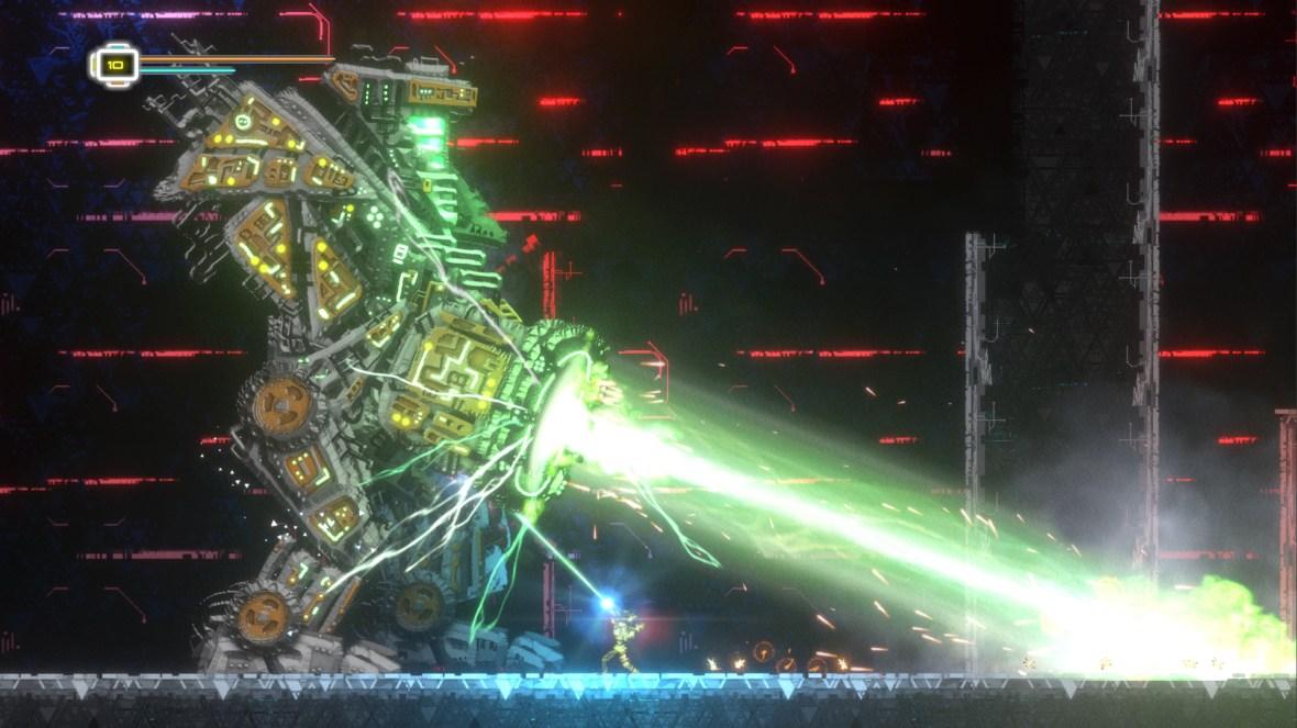 Guerrilla Collective 2021 - Anew 遊戲內容二