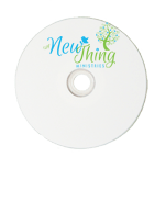 CD - A New Thing Ministries