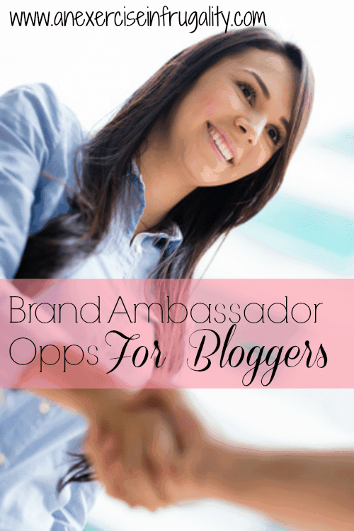 A HUGE list of brand ambassador opportunities for bloggers. Some of these work with bloggers of all sizes! This is a must pin for all bloggers!!