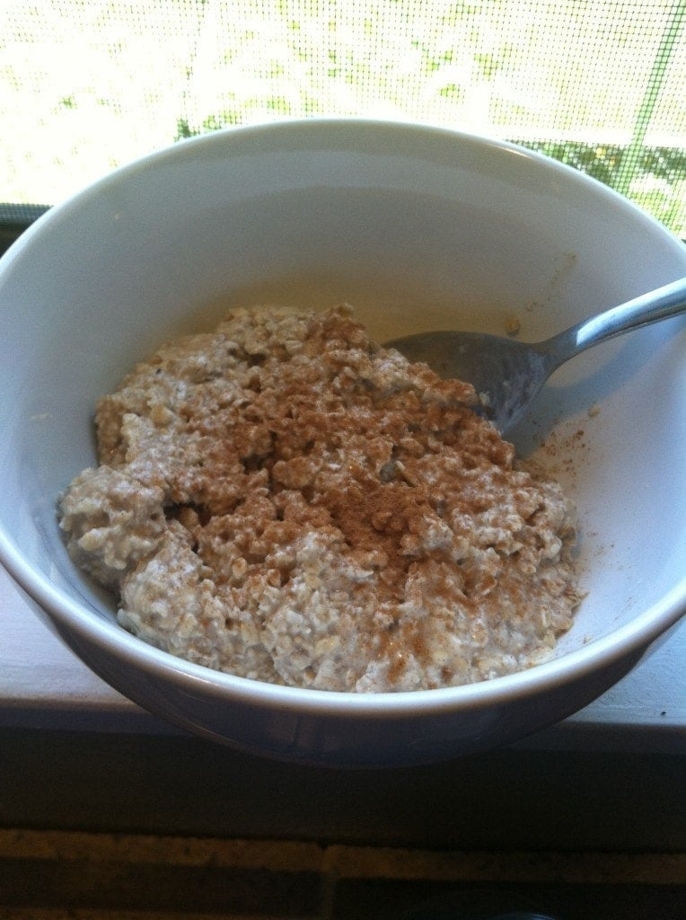 Silk almondmilk overnight oatmeal