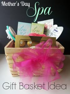 How to Make a Mother's Day Spa Gift Basket