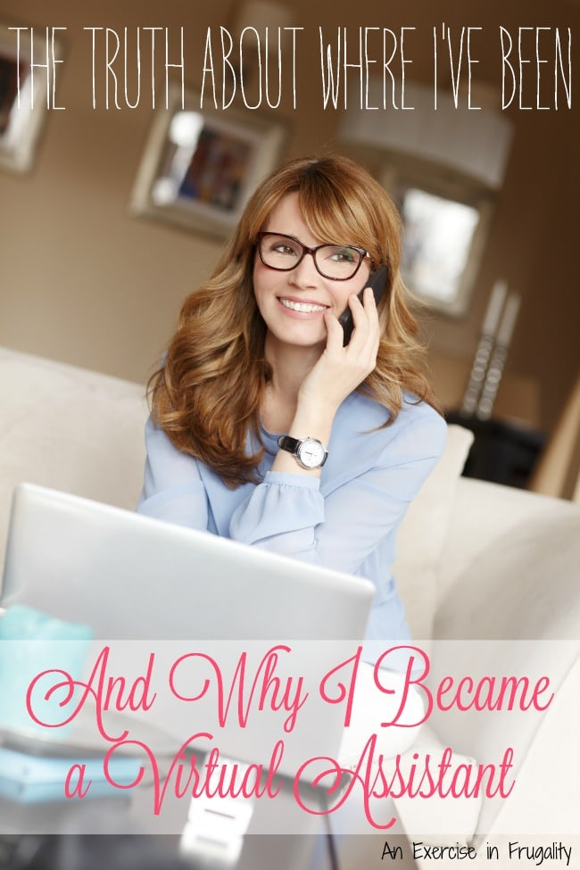 why I became a virtual assistant