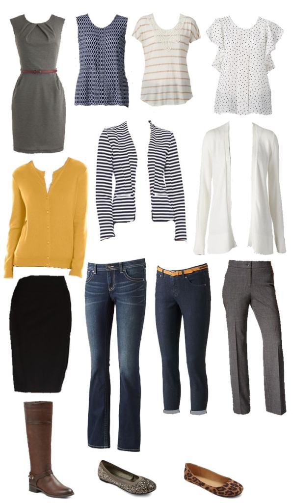 Fall Fashion pieces