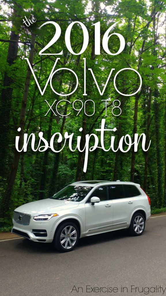 2016 Volvo XC90 T8 Inscription