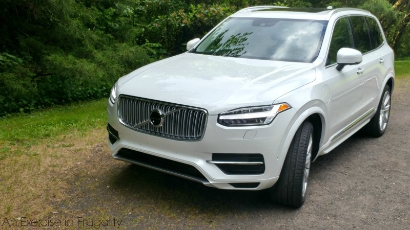 Volvo XC90 Grill