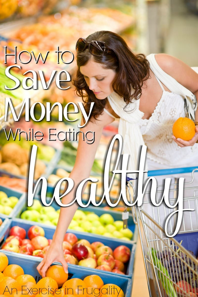 How to Save Money While Eating Healthy | 7 Things You're NOT Doing That WILL Cost You. These are fantastic tips, especially #5 and #7. SO important if you want to eat healthy while couponing.