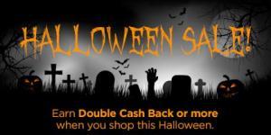 Halloween Sale!