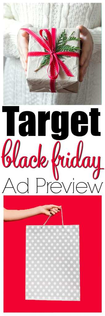 Target Black Friday Ad Preview- get a jump start on your holiday plans. Tons of great gift ideas for your Christmas shopping. Whether you go on Thanksgiving or Black Friday, or choose to shop online for Cyber Monday, this has all the hottest gifts for your kids, gifts for him, gifts for her and more! #Target #shopping #deals #blackfriday #giftideas #decor ##electronics #toys