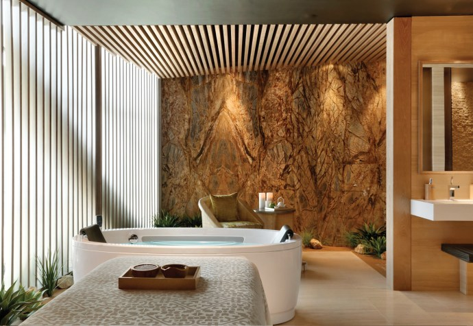 Single Suite Treatment Room