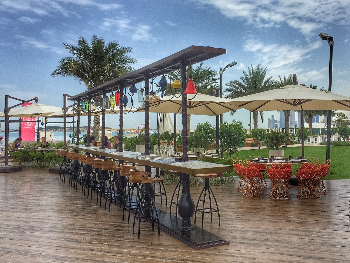 My Top Five Places for Sunset Drinks | Abu Dhabi