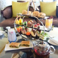 Afternoon Tea | Marriott Hotel Al Forsan