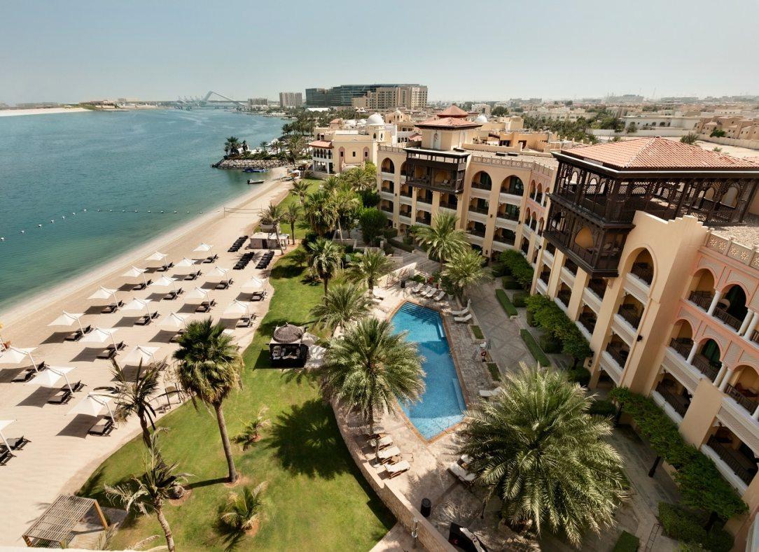 Shangri La Hotel, Qaryat Al Beri, Abu Dhabi - Exterior - 1291529