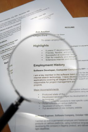 How to use professional resume samples for your own benefit