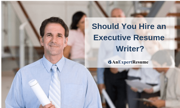 Should You Hire an Executive Resume Writer?