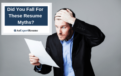 Did You Fall for These Resume Myths?
