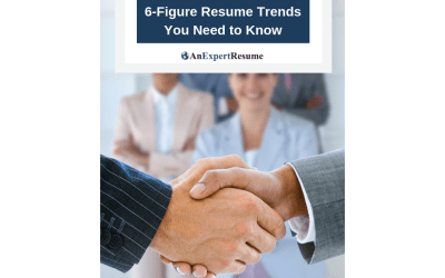 6-Figure Resume Trends You Need to Know