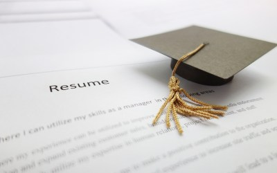 Quit Using Your College Resume for Your Executive Job Search