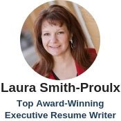 executive resume writer Laura Smith-Proulx