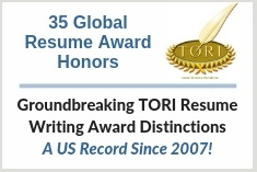 Executive resume writer award-winning resume expert
