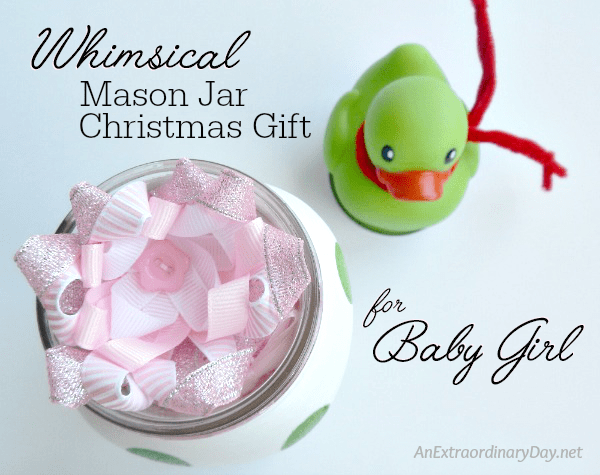Baby Girl Gift Ideas: Wouldn't You Love To Receive A Gift For Christmas In A
