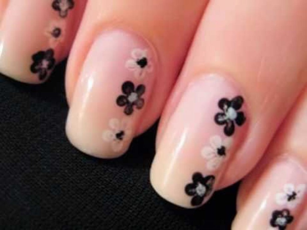 Cool Nail Art Designs To Do At Home Nail Art Designs Easy To Do At