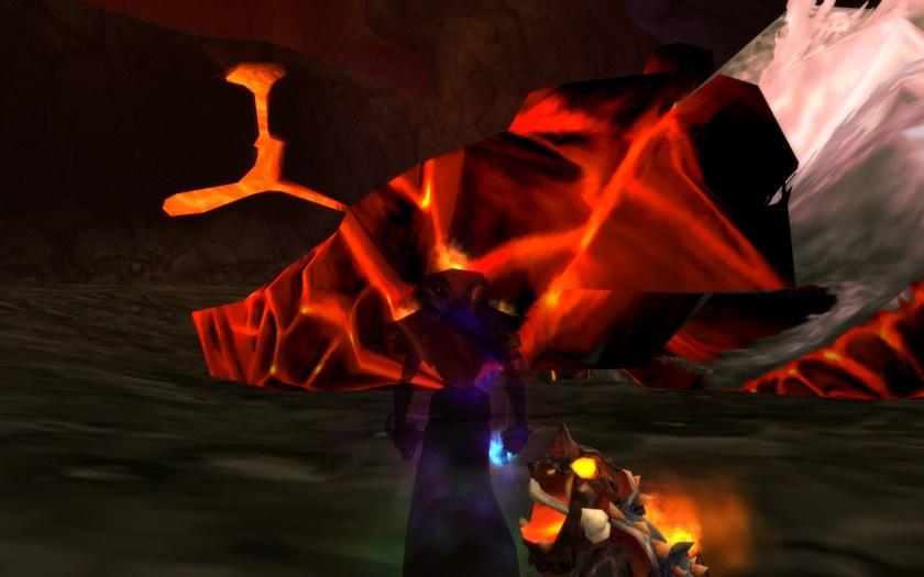 shadow priest explores Molten Core