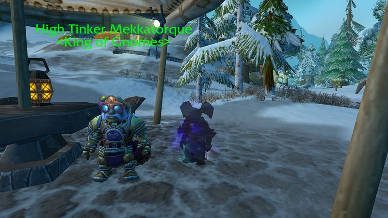 this gnome shadow priest lady carries the High Tinker seal of approval