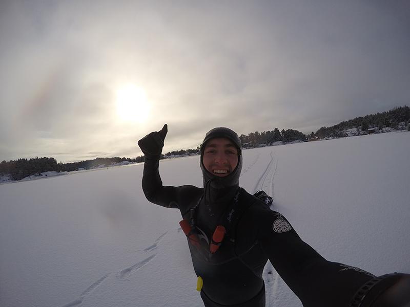 vinterswimrun - vardagsäventyr