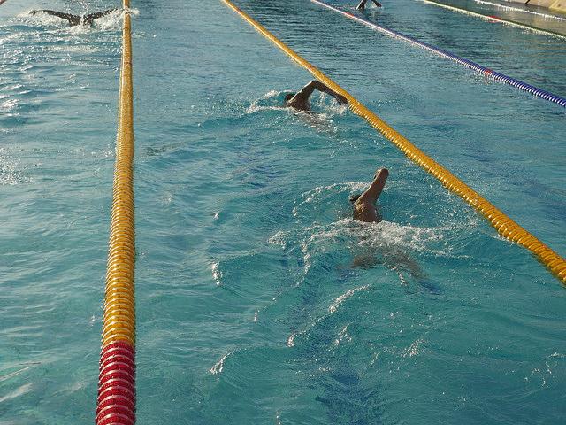 Hur simma jag snabbare