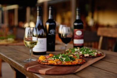 Wine & Pizza Deal