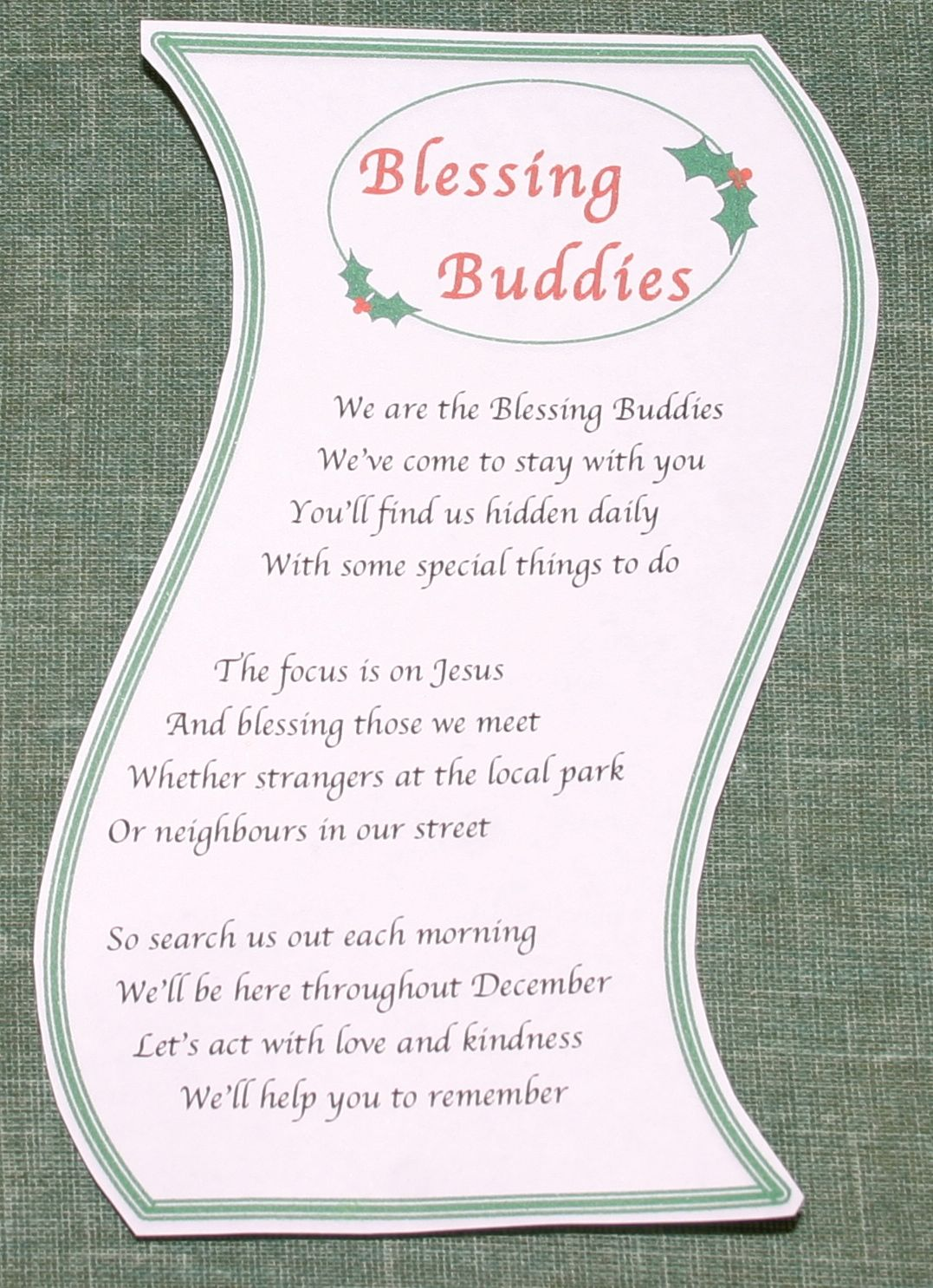 blessing buddies 80 acts of kindness ideas for a christian elf on