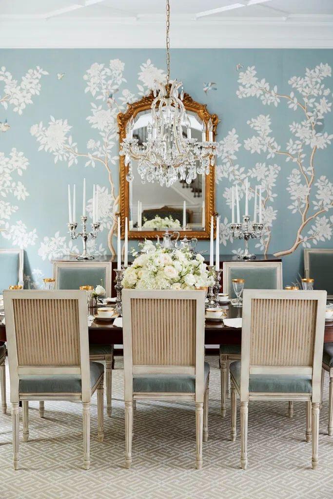 Deborah Hensley Dining Room