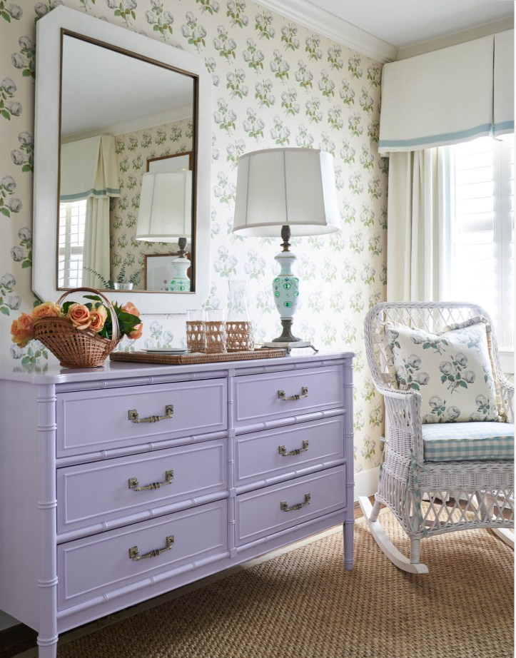 Maddie Hughes Bedroom with Bowood