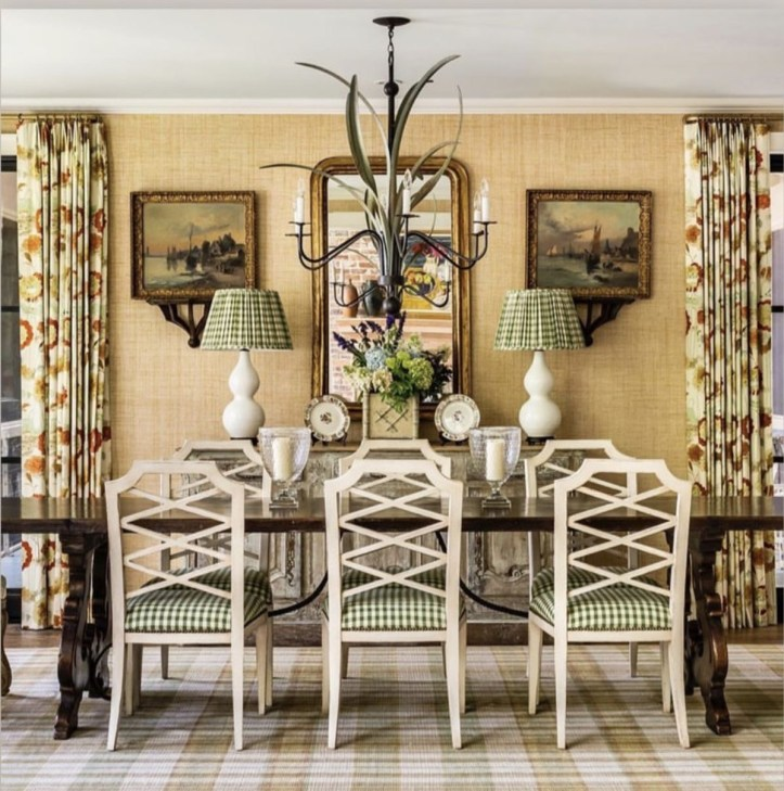 James Farmer Dining Room