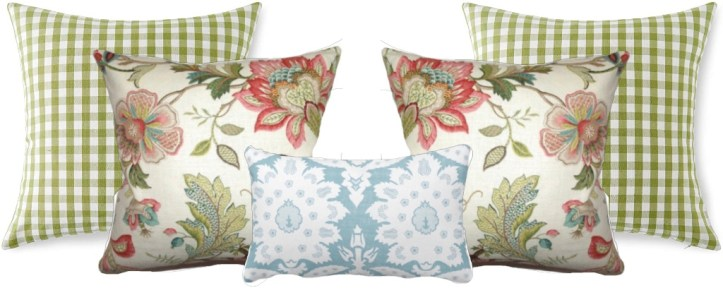 How to choose throw pillows