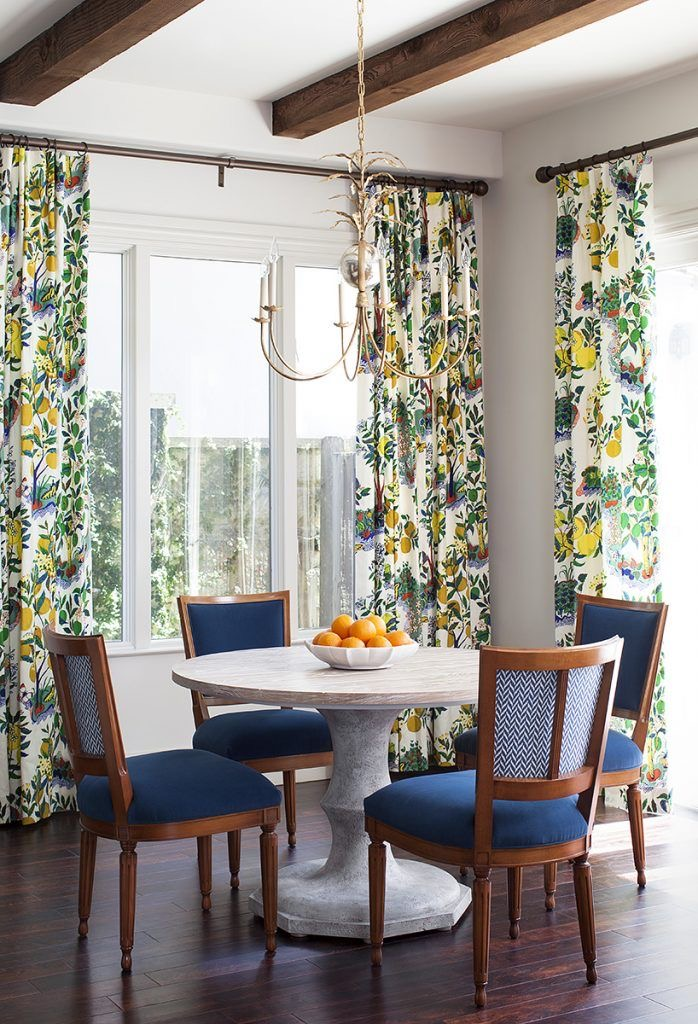 Scott Home & Design New traditional dining room