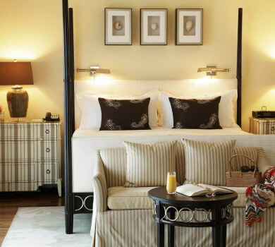 The Kahala Hotel and Resort guest room
