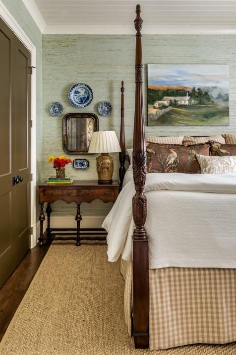 James T. Farmer bedroom