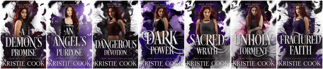 paranormal romance fantasy soul savers series