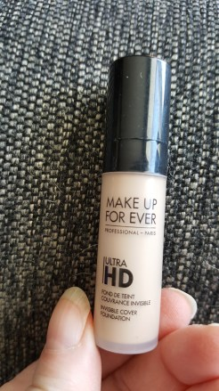 Make Up For Ever Ultra HD Invisible Cover Foundation in 117=Y225